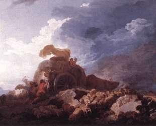The Storm — Жан-Оноре Фрагонар