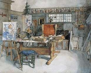 The Studio — Карл Ларссон