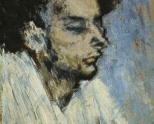 The suicide (Casagemas) — Пабло Пикассо