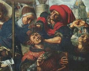 The Surgeon — Ян ван Хемессен