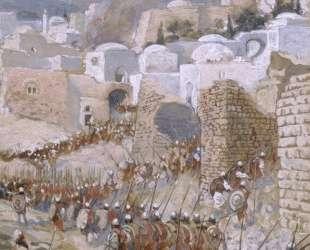 The Taking of Jericho — Джеймс Тиссо