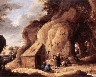 The Temptation of St Anthony — Давид Тенирс Младший
