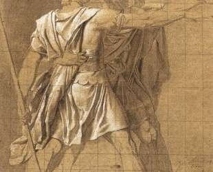 Три брата из рода Горациев — Жак Луи Давид