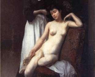 The Toilet — Юлиус Леблан Стюарт