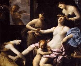 The Toilet of Venus — Гвидо Рени