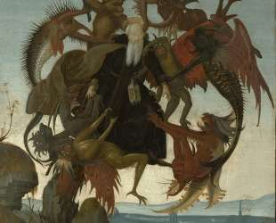 The Torment of Saint Anthony — Микеланджело