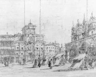 The Torre del Orologio — Франческо Гварди
