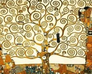 The Tree of Life, Stoclet Frieze — Густав Климт