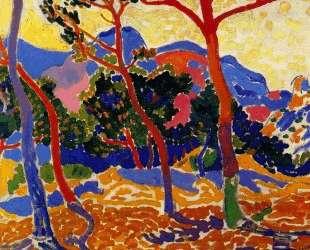 The Trees — Андре Дерен