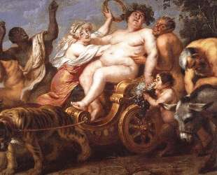 The Triumph of Bacchus — Корнелис де Вос