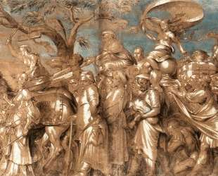 The Triumph of Riches — Ганс Гольбейн Младший