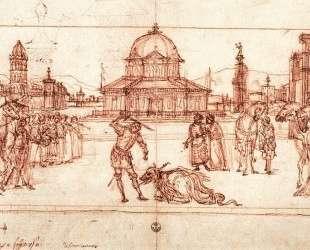 The Triumph of St George — Витторе Карпаччо