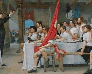 The Turner Banquet — Фердинанд Ходлер