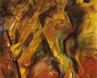 The Vagabond — Андре Массон