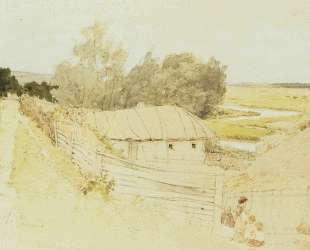 Деревня Мохначи близ Чугуева — Илья Репин