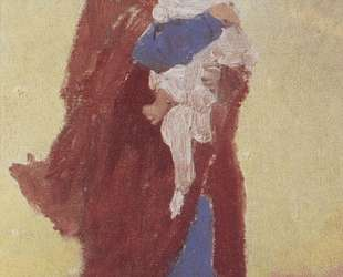 The Virgin and Child — Виктор Васнецов