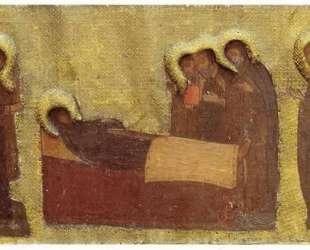 The Virgin Holidays. Assumption of the Virgin. — Николай Рерих