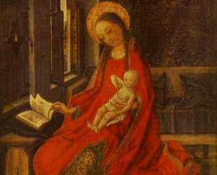 The Virgin with Infant — Мартин Шонгауэр