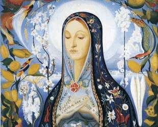 The Virgin — Джозеф Стелла