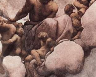 Видение Иоанна Богослова на острове Патмос — Корреджо