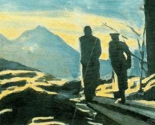 The walk — Люк Тёйманс