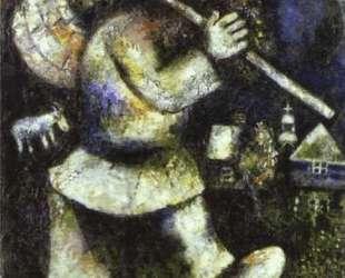 Вечный жид — Марк Шагал