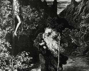 Вечный жид — Гюстав Доре