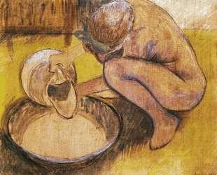 The washtub — Федерико Дзандоменеги