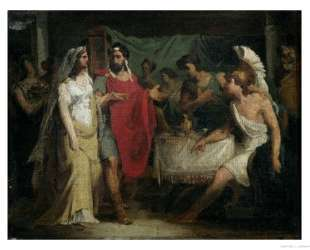 The Wedding of Alexander the Great and Roxana — Пьер-Нарцисс Герен