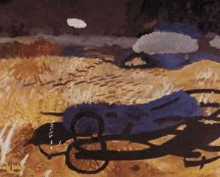 Машина для прополки — Жорж Брак