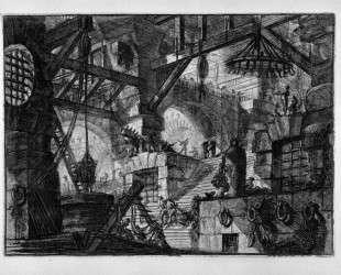 The Well — Джованни Баттиста Пиранези
