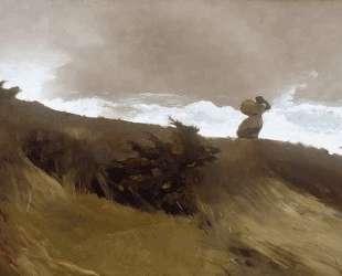 The West Wind — Уинслоу Хомер