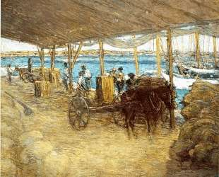 The Wharves, Nassau — Джулиан Олден Вейр