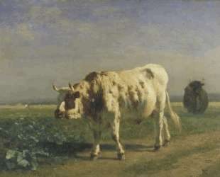 The white bull — Констан Труайон