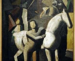 The White Horse — Марио Сирони