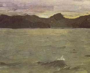 Белое море — Валентин Серов