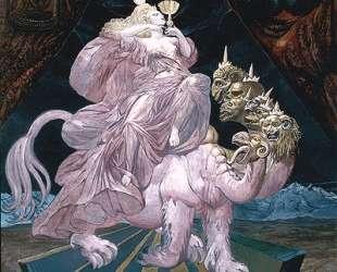 THE WHORE BABYLON — Эрнст Фукс