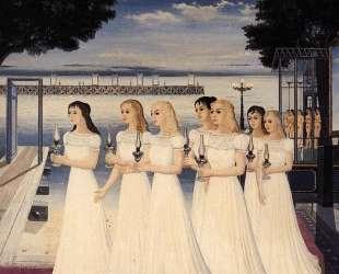 Мудрые девственницы — Поль Дельво