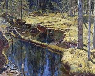 Лес — Николай Богданов-Бельский
