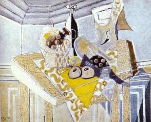 Желтая салфетка — Жорж Брак