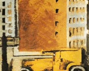 The yellow truck — Марио Сирони