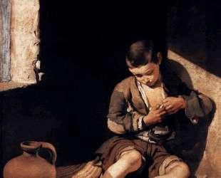 The Young Beggar — Бартоломе Эстебан Мурильо