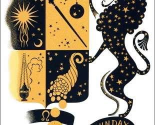 The Zodiac, Leo — Эрте