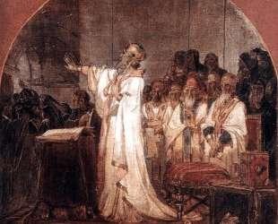 Третий Вселенский Эфесский Собор — Василий Суриков