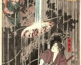Thirty-six Famous Battles — Утагава Куниёси