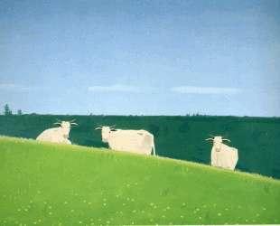 Three Cows — Алекс Кац