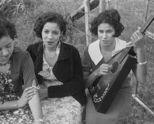 Three Creole Girls — Бен Шан