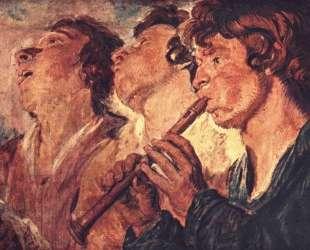 Three Musicians — Якоб Йорданс