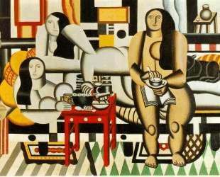 Three Women — Фернан Леже