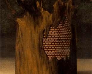 Threshold of forest — Рене Магритт